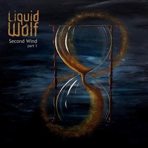 Second Wind Part 1 by LIQUID WOLF album cover