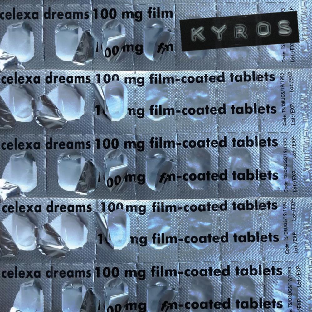 Celexa Dreams by SYNAESTHESIA / KYROS album cover