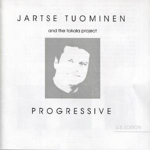 Jartse Tuominen - Progressive CD (album) cover