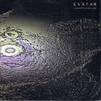 Kvazar - A Giant's Lullaby CD (album) cover