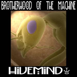 Brotherhood Of The Machine Hivemind album cover