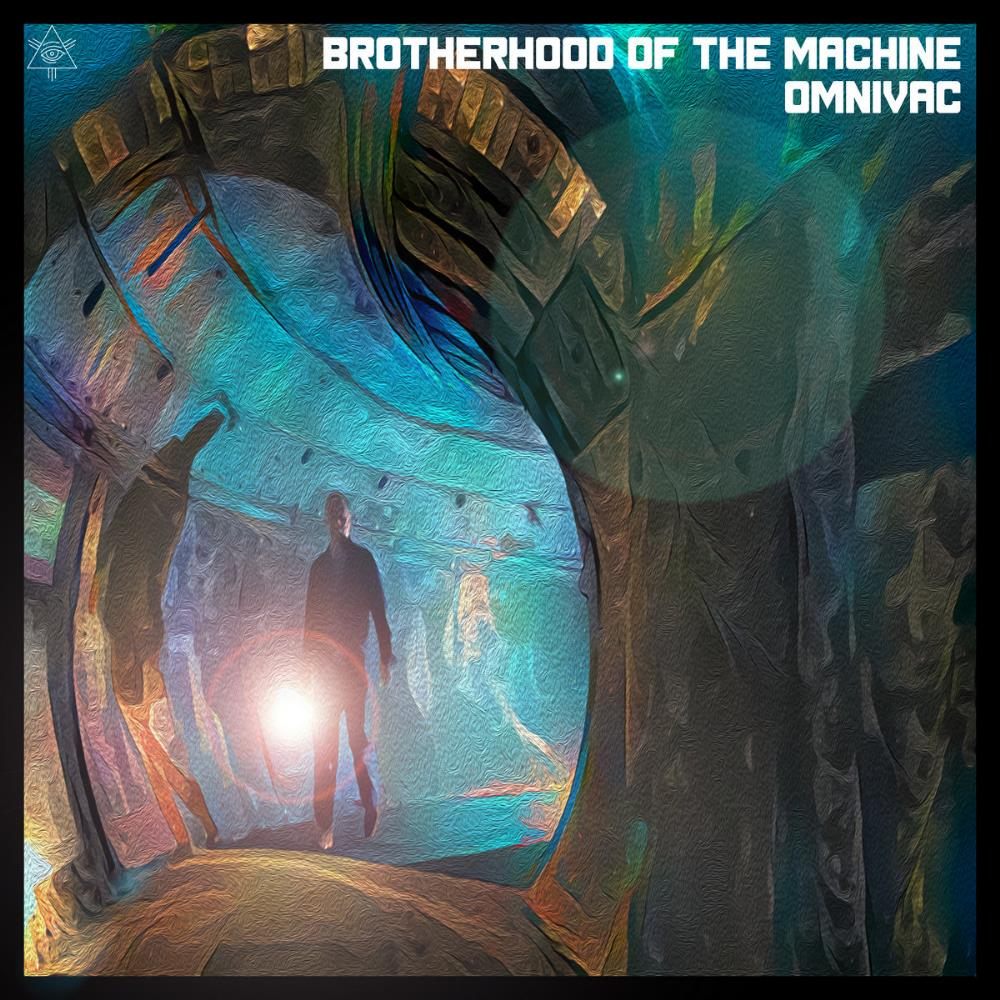 Omnivac by BROTHERHOOD OF THE MACHINE album cover