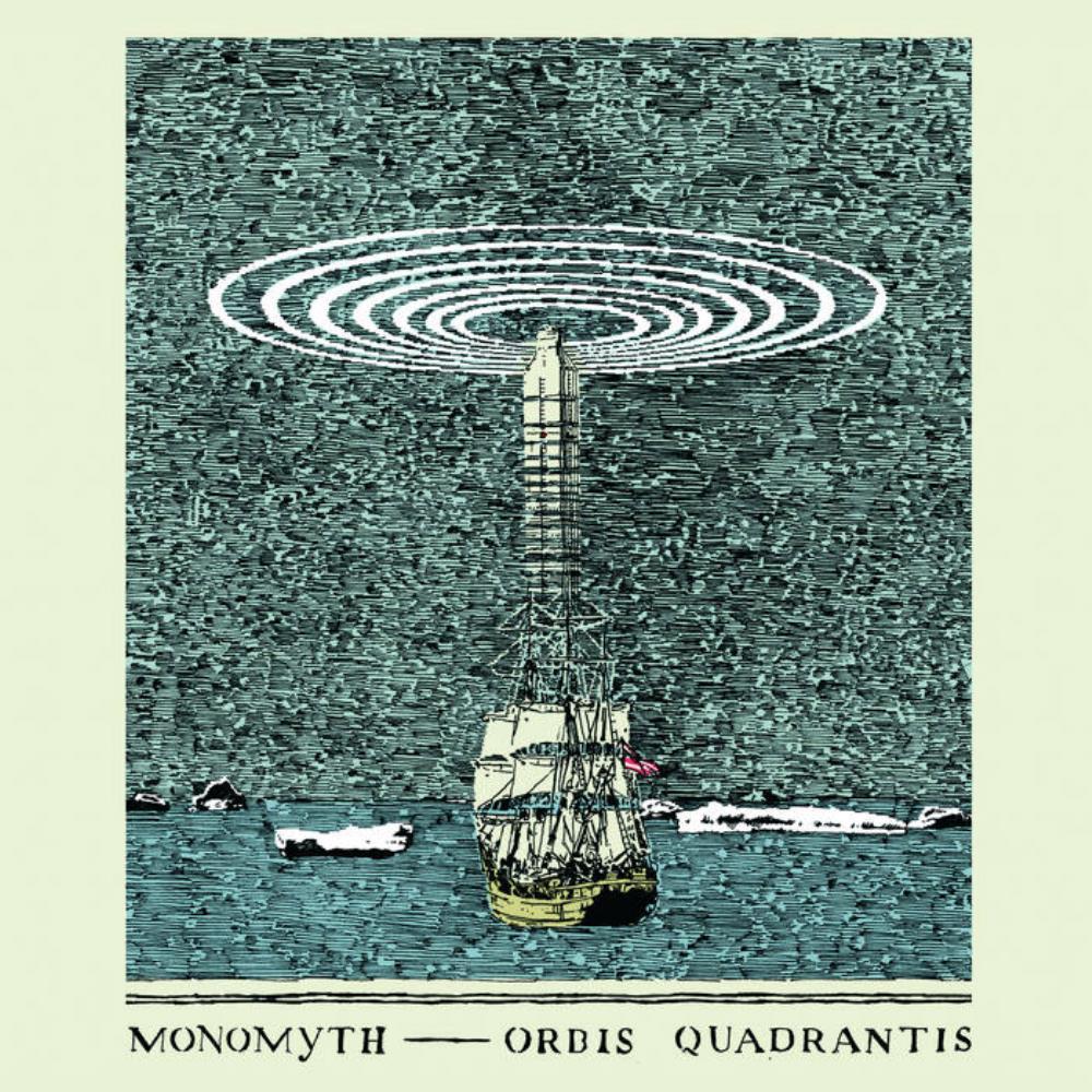 Orbis Quadrantis by MONOMYTH album cover