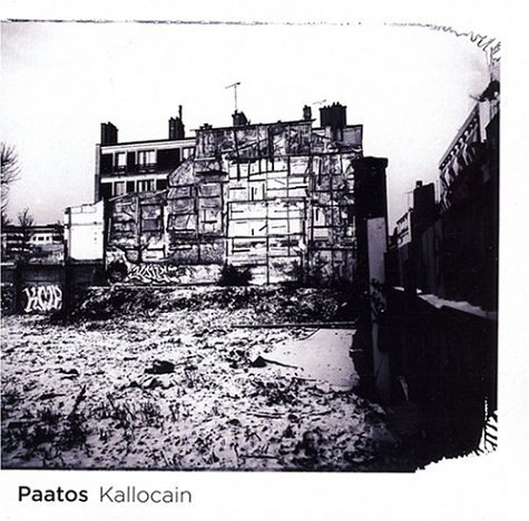 Paatos - Kallocain CD (album) cover