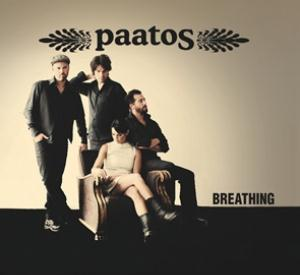 Paatos - Breathing CD (album) cover
