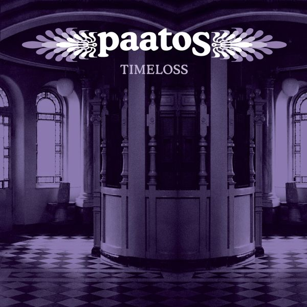 Paatos - Timeloss CD (album) cover