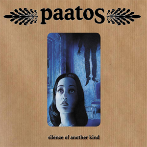 Paatos - Silence Of Another Kind CD (album) cover