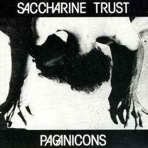 Paganicons by SACCHARINE TRUST album cover