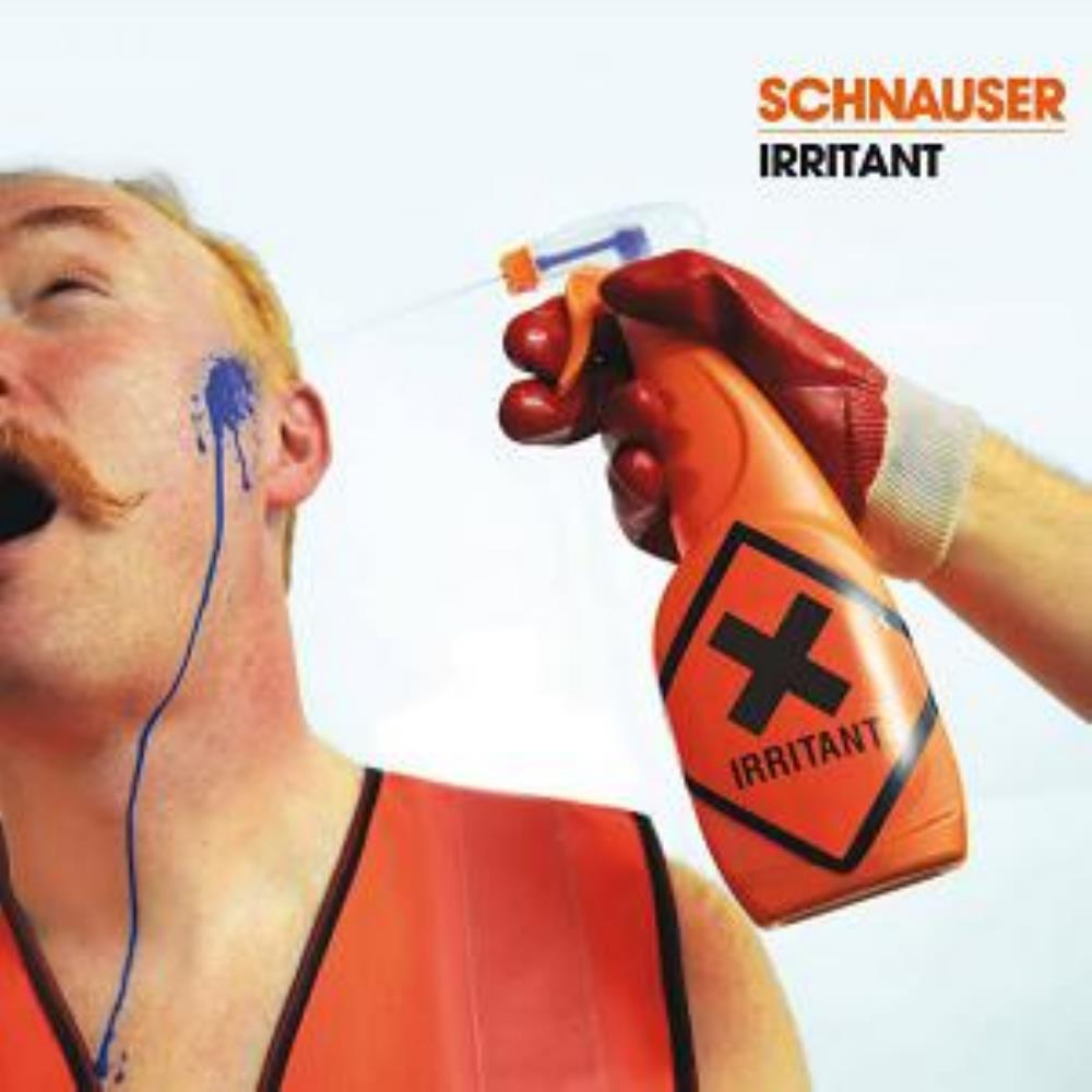 Irritant by SCHNAUSER album cover