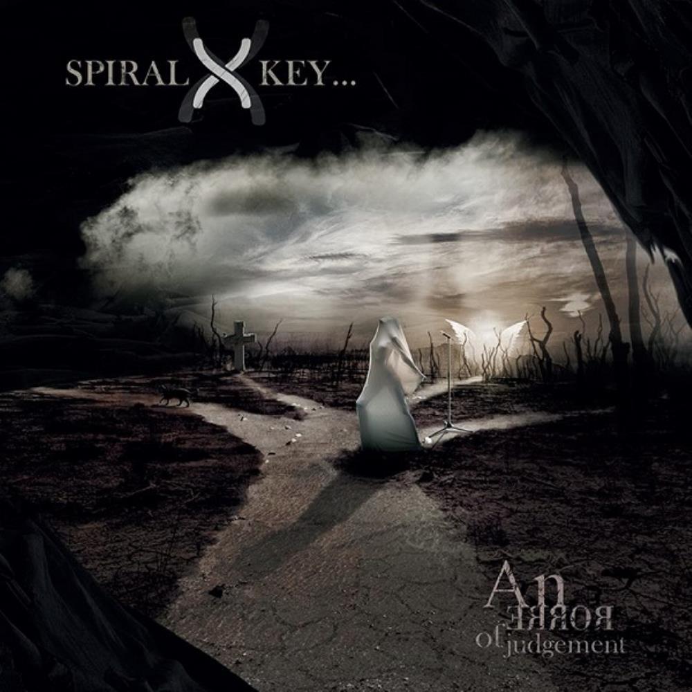 Spiral Key - An Error Of Judgement CD (album) cover