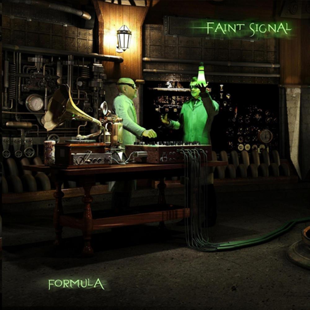 Formula by FAINT SIGNAL album cover