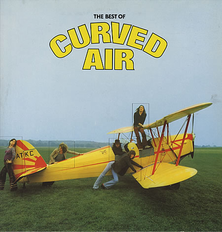 Curved Air The Best of Curved Air album cover