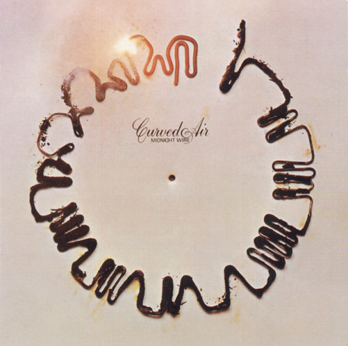 Midnight Wire by CURVED AIR album cover