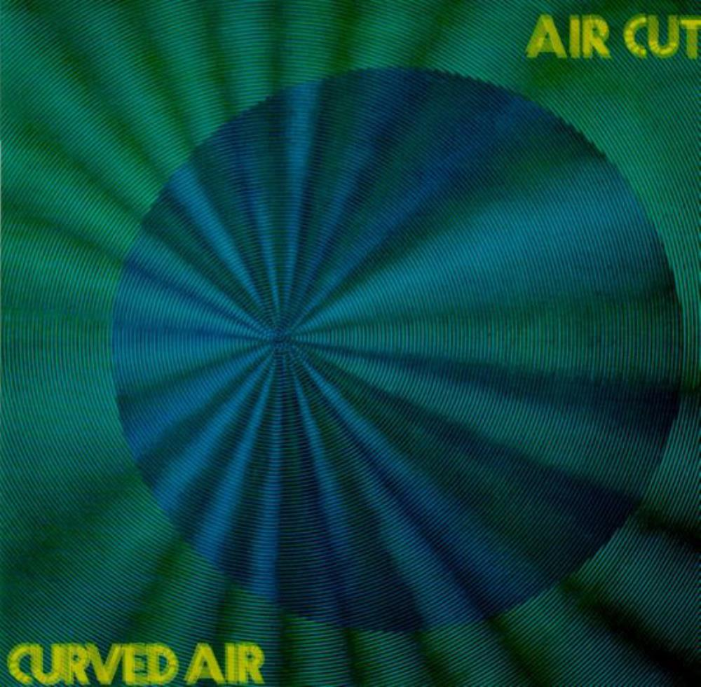 Curved Air - Air Cut CD (album) cover