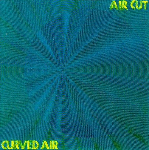 Curved Air Air Cut album cover