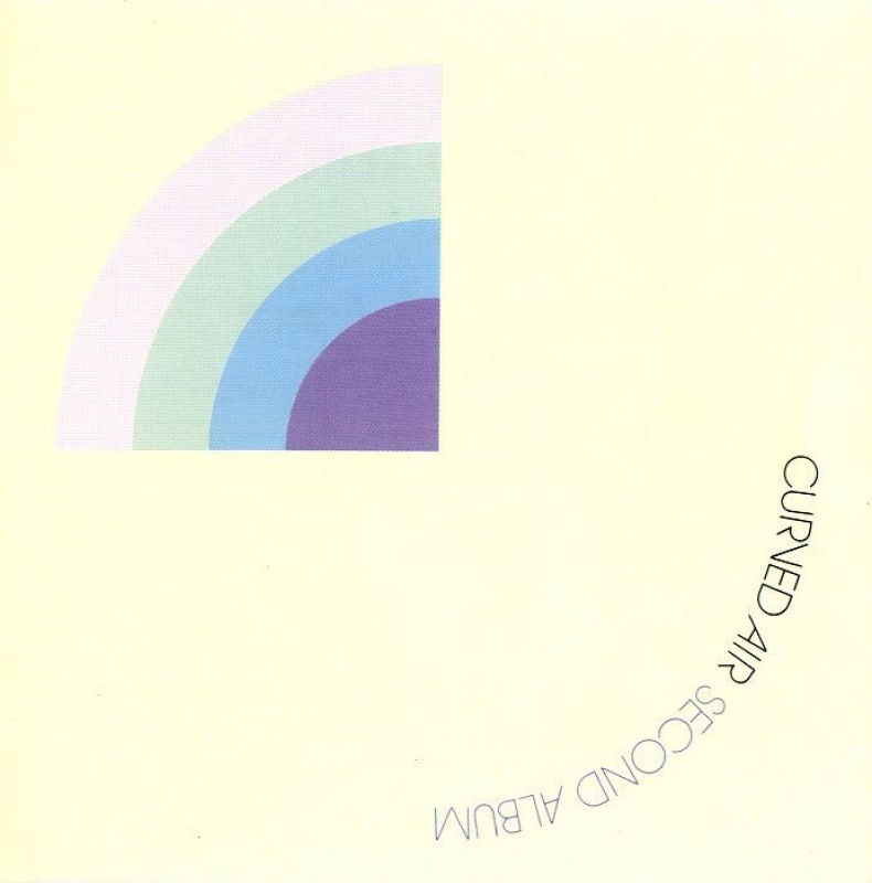 Curved Air - Second Album CD (album) cover