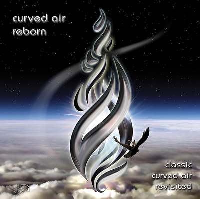 Curved Air Reborn album cover