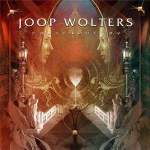 False Poetry by WOLTERS, JOOP album cover