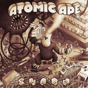 Swarm by ATOMIC APE album cover