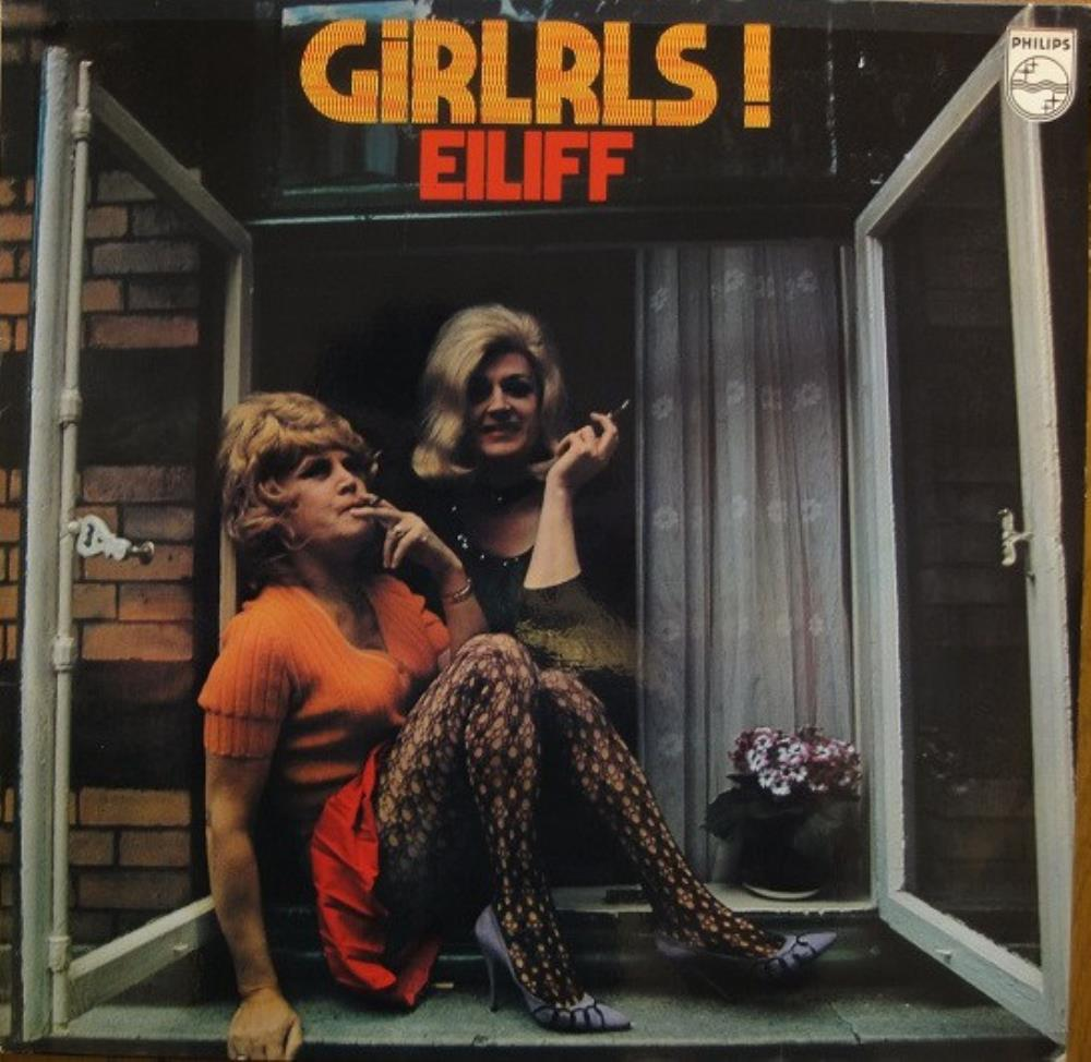 Girlrls ! by EILIFF album cover