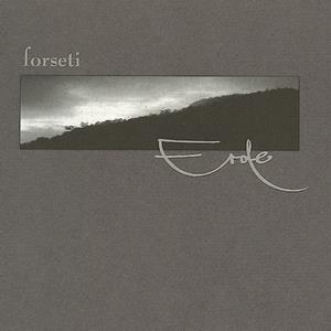Erde by FORSETI album cover
