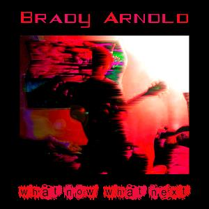 Brady Arnold What Now, What Next album cover