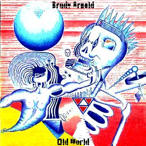 Brady Arnold Old World album cover