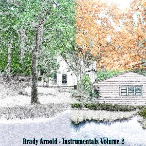 Instrumentals Volume 2 by ARNOLD, BRADY album cover