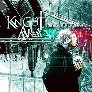 Hyperdrive by KNIGHT AREA album cover