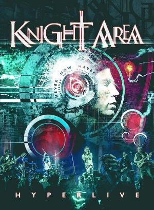 Knight Area Hyperlive album cover