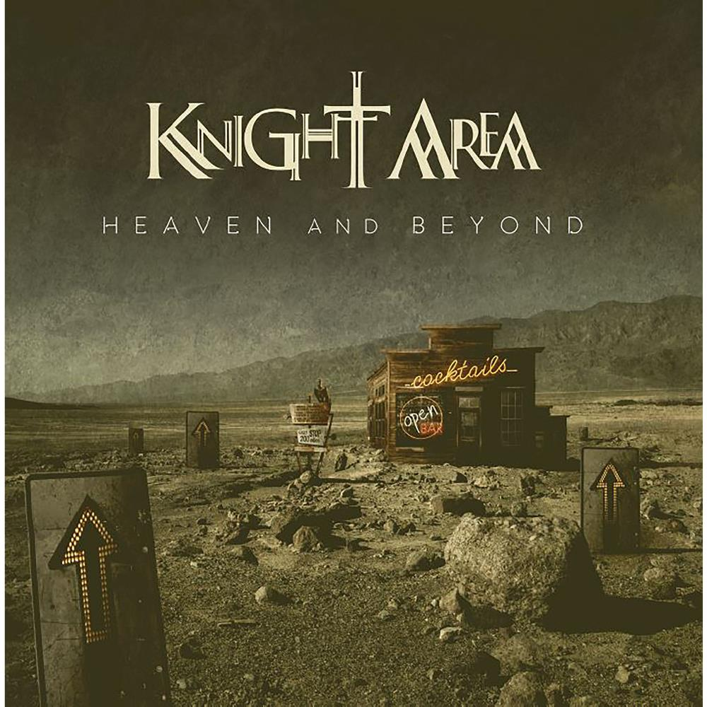Knight Area - Heaven And Beyond CD (album) cover