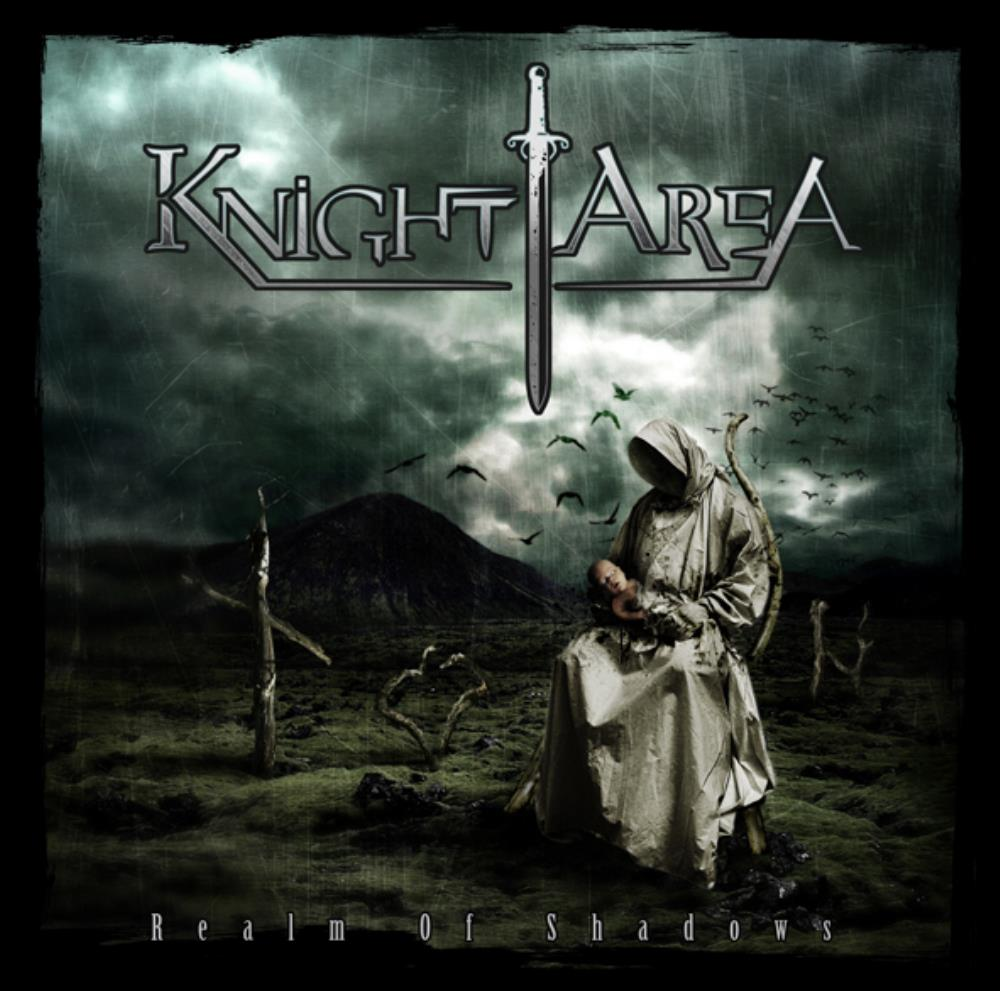 Knight Area - Realm Of Shadows CD (album) cover