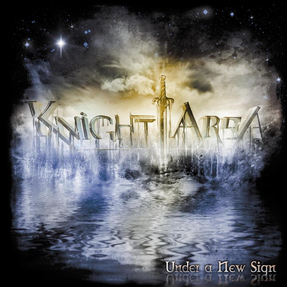 Under A New Sign by KNIGHT AREA album cover