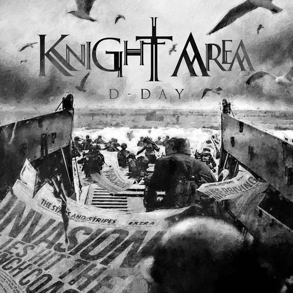D-Day by KNIGHT AREA album cover
