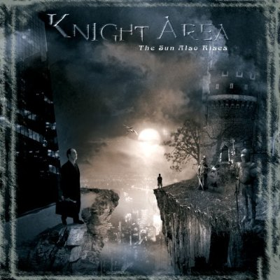 Knight Area - The Sun Also Rises CD (album) cover