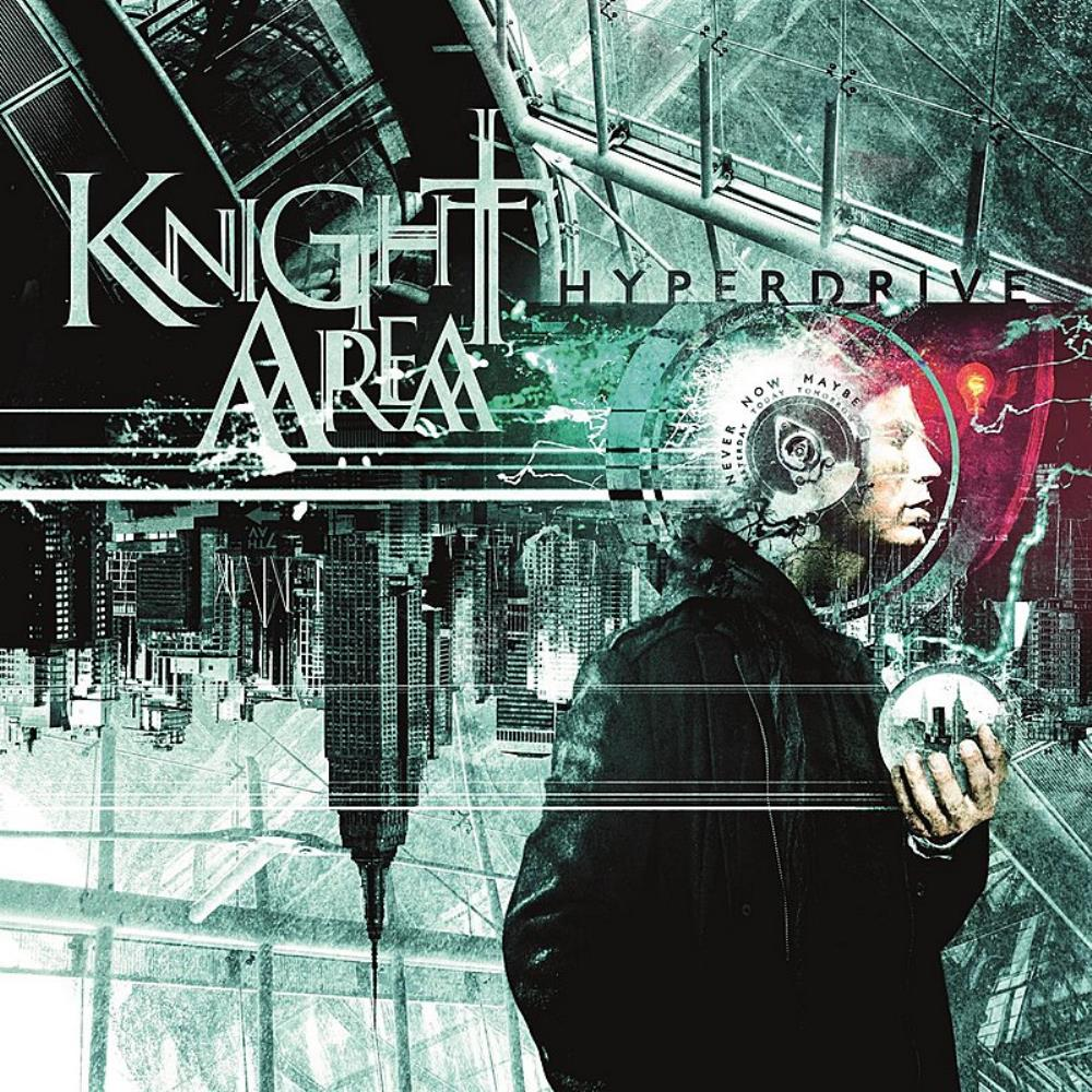 Knight Area - Hyperdrive CD (album) cover