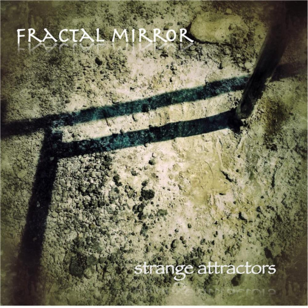 Strange Attractors by FRACTAL MIRROR album cover