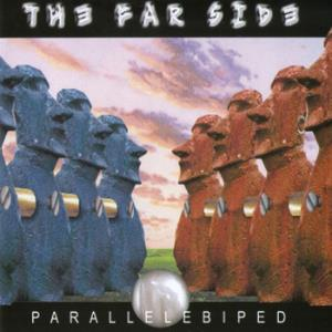 The Far Side - Parallelbiped CD (album) cover
