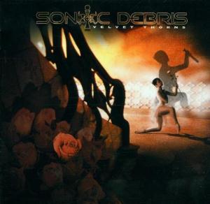 Velvet Thorns  by SONIC DEBRIS album cover
