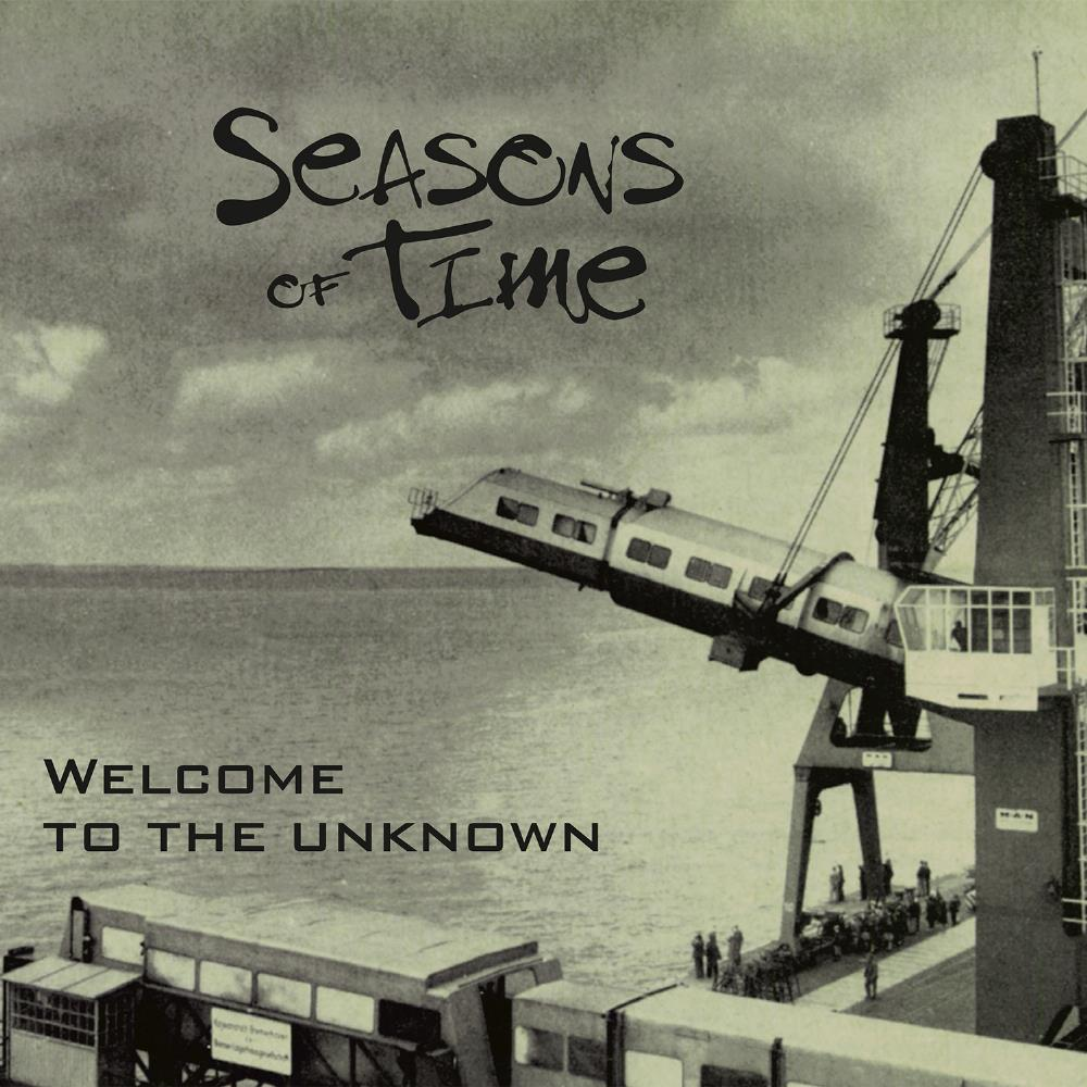 Welcome To The Unknown by SEASONS OF TIME album cover