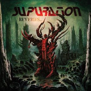 Supuration - Reveries... CD (album) cover