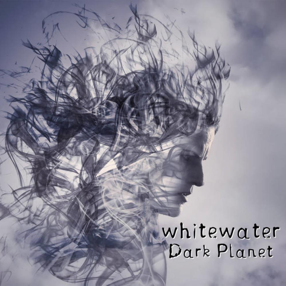 Dark Planet by WHITEWATER album cover