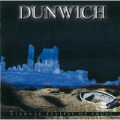 Dunwich Eternal Eclipse of Frost album cover