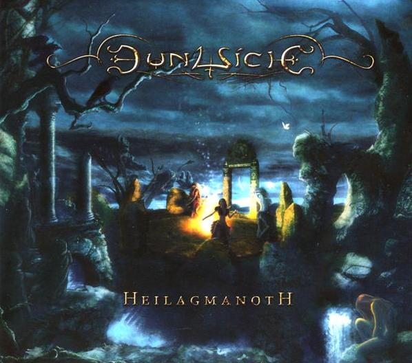 Dunwich - Heilagmanoth CD (album) cover