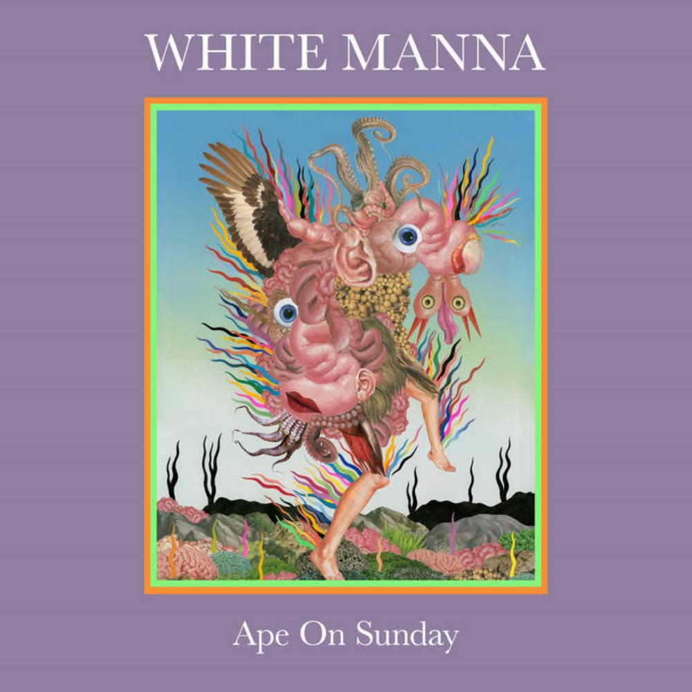 Ape on Sunday by WHITE MANNA album cover