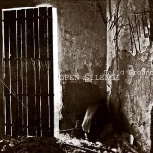 Solid Ground Open Silence album cover