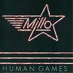 Mario Millo Human Games album cover