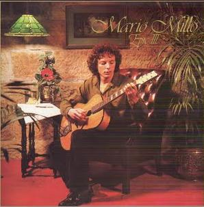 Mario Millo - Epic III CD (album) cover