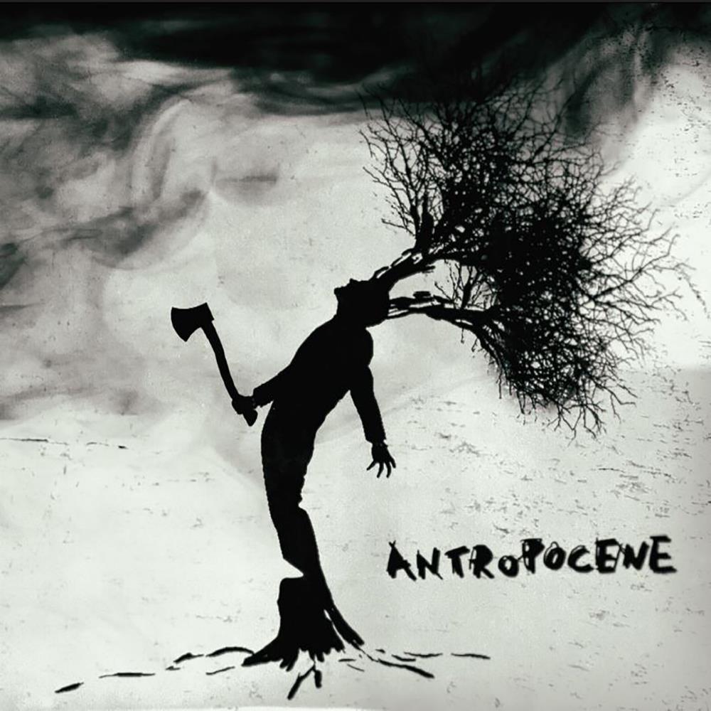 Antropocene by RUMORE BIANCO, IL album cover