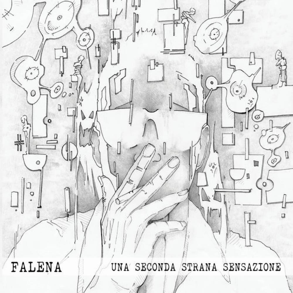 Una Seconda Strana Sensazione by FALENA album cover
